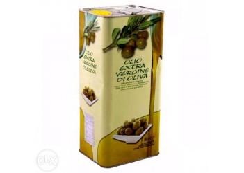 Масло оливковое Vergine di Oliva 5л
