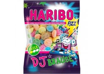 Конфеты Haribo DJ Brause Fizz Fruchtgummi 175 g