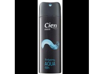Дезодорант  Cien мужской Aqva200 ml