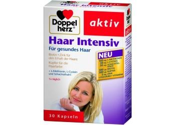 Витамины Doppel Herz Haar Intensiv 30капсул