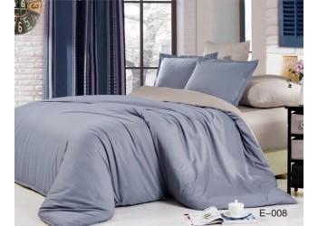 Комплект постельного белья/B-0126 Eu  Bella Villa Сатин гладкокрашеный, 4 ед.