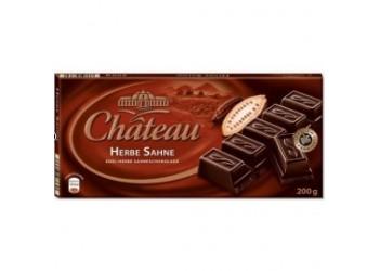 Шоколад Chateau Herbe Sahne 200гр