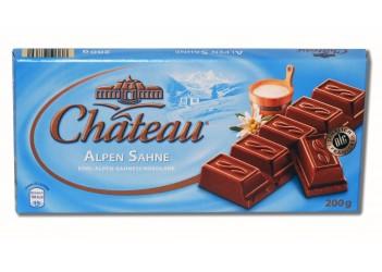 Шоколад Chateau Alpen Sahne 200гр