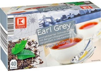 Чай Classic Earl Grey (40 пакетиков)