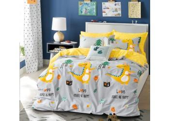 Комплект постельного белья B-0239 Sn Bella Villa Сатин-фотопринт 4 ед