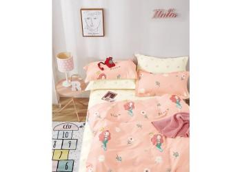 Комплект постельного белья B-0242 Sn Bella Villa Сатин-фотопринт 4 ед