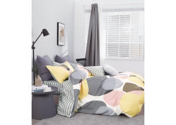 Комплект постельного белья B-0240 Sn Bella Villa Сатин-фотопринт 4 ед