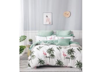 Комплект постельного белья B-0246 Eu Bella Villa Сатин-фотопринт 4 ед