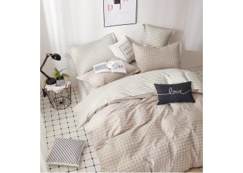 Комплект постельного белья B-0223 Eu Bella Villa Сатин-фотопринт 4 ед