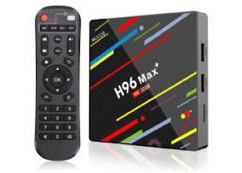 SMART TV box H96 Max+(4Gb/32Gb)  Android 8.1