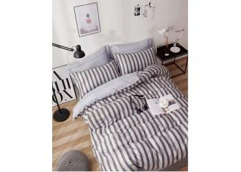 Комплект постельного белья B-0206  Eu Bella Villa Сатин-фотопринт 4 ед