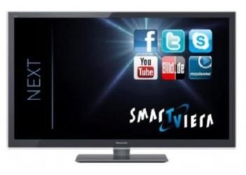 "Телевизор Panasonic 37"" TX-L37ETW5 (Б/У) телевизор"