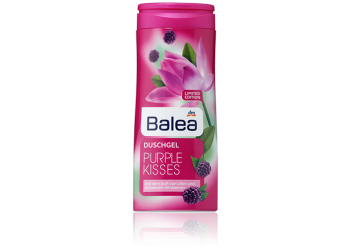 Гель для душа Balea Purple Kisses 300 ml