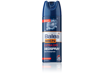 Дезодорант мужской Balea Extra Dry