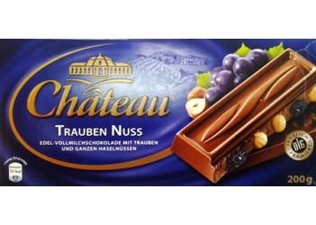 Шоколад Chateau Trauben Nuss 200гр
