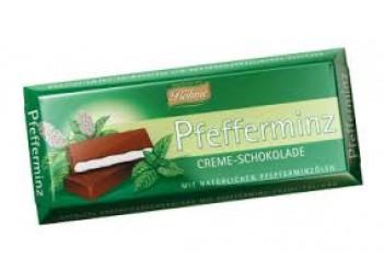 Шоколад Böhme Pfefferminz Creme-Schokolade 100g