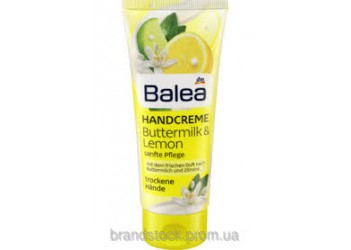Крем для рук Balea Buttermilk & Lemon 100ml