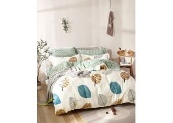Комплект постельного белья B-0207  Eu Bella Villa Сатин-фотопринт 4 ед