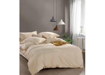 Комплект постельного белья/B-0210  Eu Bella Villa Сатин гладкокрашеный, 4 ед.
