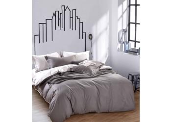 Комплект постельного белья/B-0214  Eu Bella Villa Сатин гладкокрашеный, 4 ед.