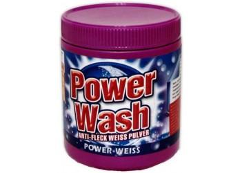 Средство для удаления пятен на тканях Power Wash 600 гр. (для цветного)