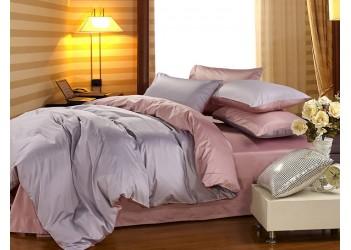 Комплект постельного белья/B-0058 Eu Bella Villa Сатин-гладкокрашеный, 4 ед.