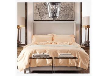 Комплект постельного белья B-0056 Eu Bella Villa Сатин-гладкокрашеный 4 ед