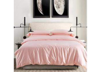 Комплект постельного белья B-0055 Fm  Bella Villa Сатин-гладкокрашеный 7 ед