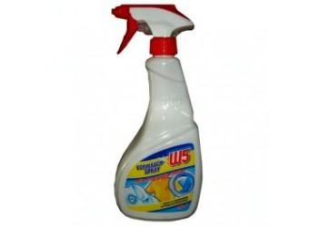 Пятновыводитель W5 спрей (с рубашкой на этикетке) 750 ml