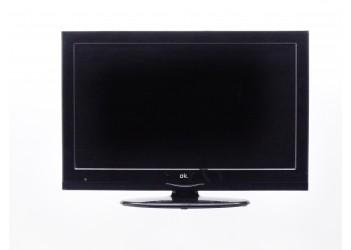 "Телевизор OK 22"" OLE 221-B D4 Б\У"