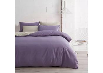 Комплект постельного белья B-0238 Sn Bella Villa Сатин гладкокрашеный 4 ед