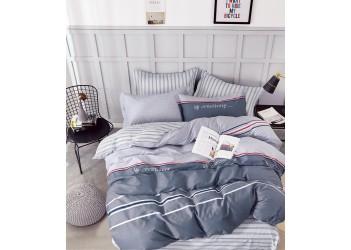 Комплект постельного белья B-0232  Eu Bella Villa Сатин-фотопринт 4 ед