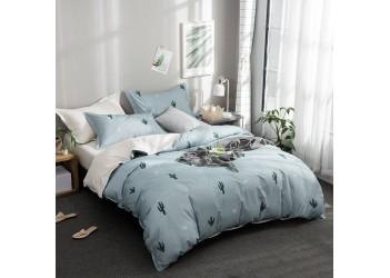 Комплект постельного белья B-0225  Eu Bella Villa Сатин-фотопринт 4 ед