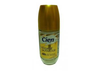 Дезодорант шариковый в стекле Cien