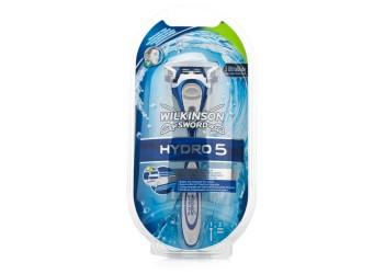 """Станок для гоління Wilkinson - Sword -  """"Hydro 5"""" + 1 змінне лезо"""