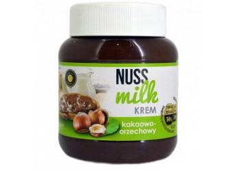 Шоколадно-ореховый крем Nuss milk  400g