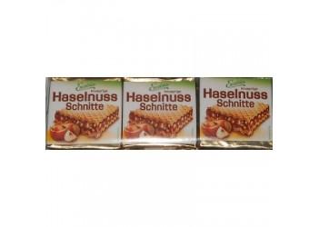 Вафельное печенье Haselnuss Schhitte Excelsior 250g (с шоколадом и орехами)