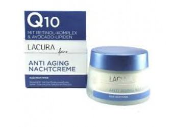 Крем для лица Lacura Face Nachtcreme Anti Aging