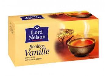Чай LORD NELSSON Rooibos Vanille (25 пакетиков)