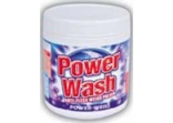 Средство для удаления пятен и отбеливания тканей Power Wash 600g (для белого)
