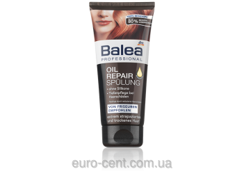 Бальзам для волос Balea Professional Oil Repair 200 ml