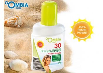 Крем - молочко для загара OMBIA sonnen milch,   250ml