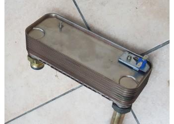 теплообменник нижний (вторичный) на котел Vaillant HR Solide T6