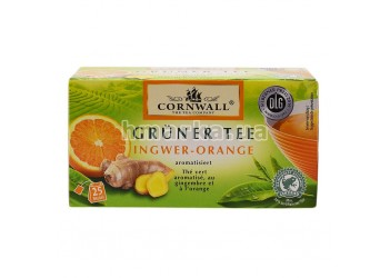 Чай CORNWALL Orange-ingwer (25 пакетиков)