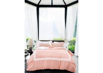 Комплект постельного белья/T-0001 Eu, Bella Villa Тенсел De Luxe