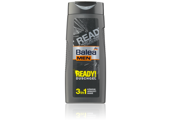 Гель для душа мужской Balea MAN Ready 300 ml