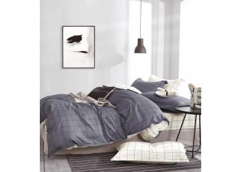 Комплект постельного белья/B-0188  Eu Bella Villa Сатин-фотопринт, 4 ед.
