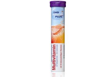 Витамины DenkMit Multivitamin шипучие 20 штук