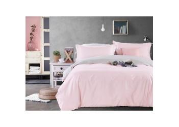 Комплект постельного белья B-0068 Eu Bella Villa Сатин-гладкокрашеный 4 ед