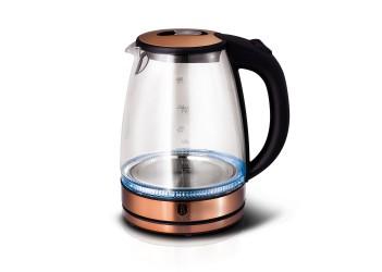 Чайник электрический 1,7 л розовое золото